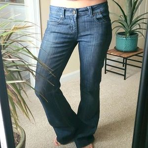 The LIMITED☆Semi Flare Jeans